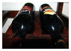 (Ein)Blick(e) in den Weinkeller