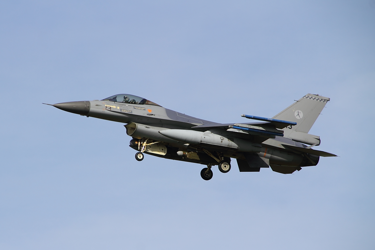 Eindhoven #1 General Dynamics F-16AM Fighting Falcon