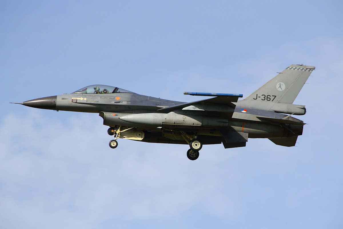 Eindhoven #2 General Dynamics F-16AM Fighting Falcon