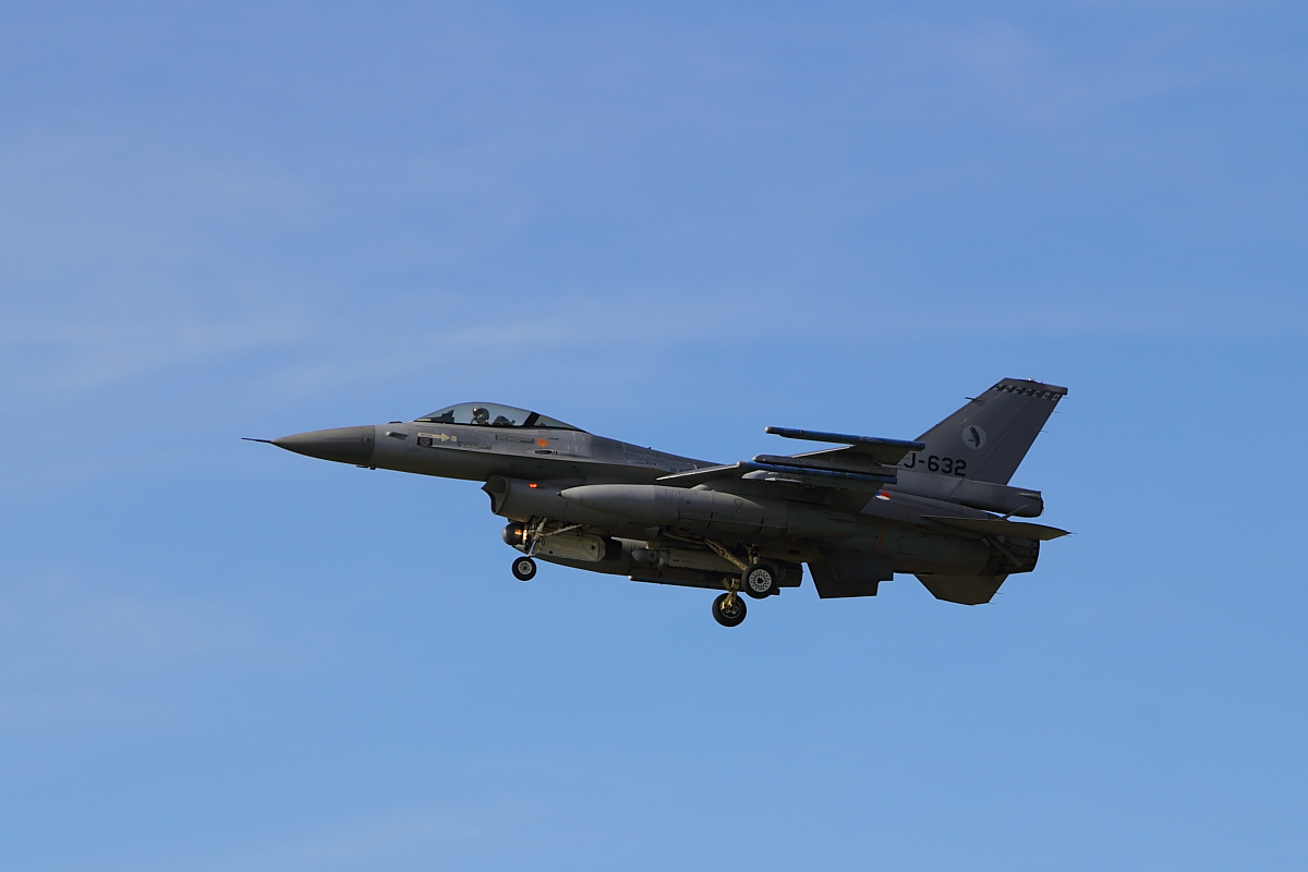 Eindhoven #3 General Dynamics F-16AM Fighting Falcon