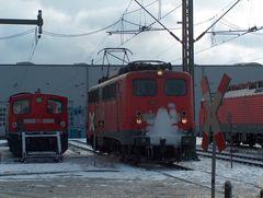eine 140 in Köln - Gremberg 2004