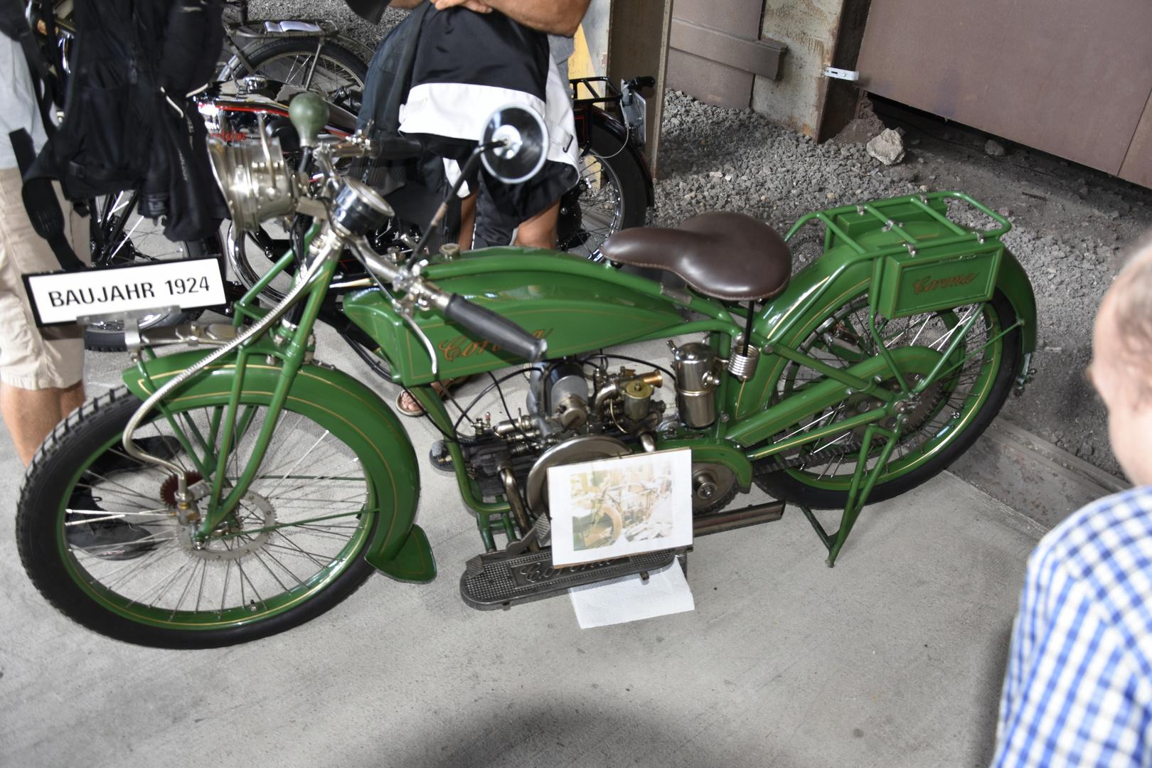 Corona Motorrad