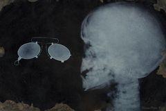 Eine alte Röntgenaufnahme