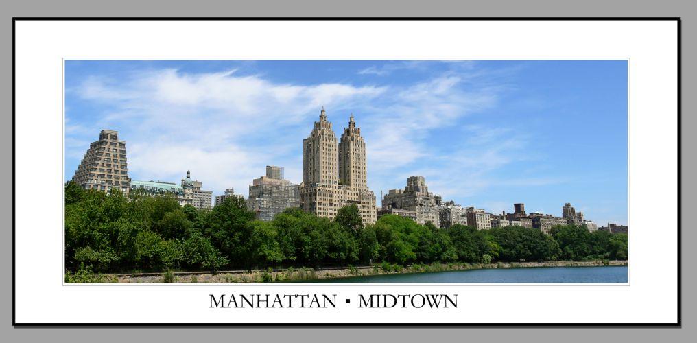 Eine atztekische Großstadt oder doch New York?