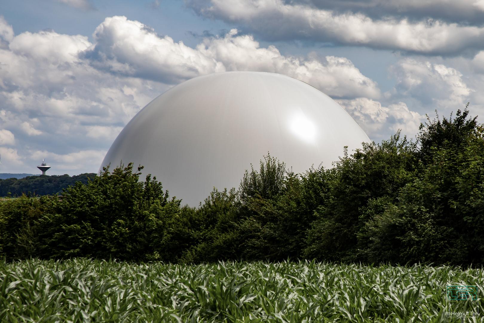 Eine Basisstation von Außerirdischen?