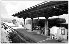Eine Begegnung vor 40 Jahren im Bahnhof Krossen