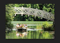 Eine Bootsfahrt, die ist lustig...