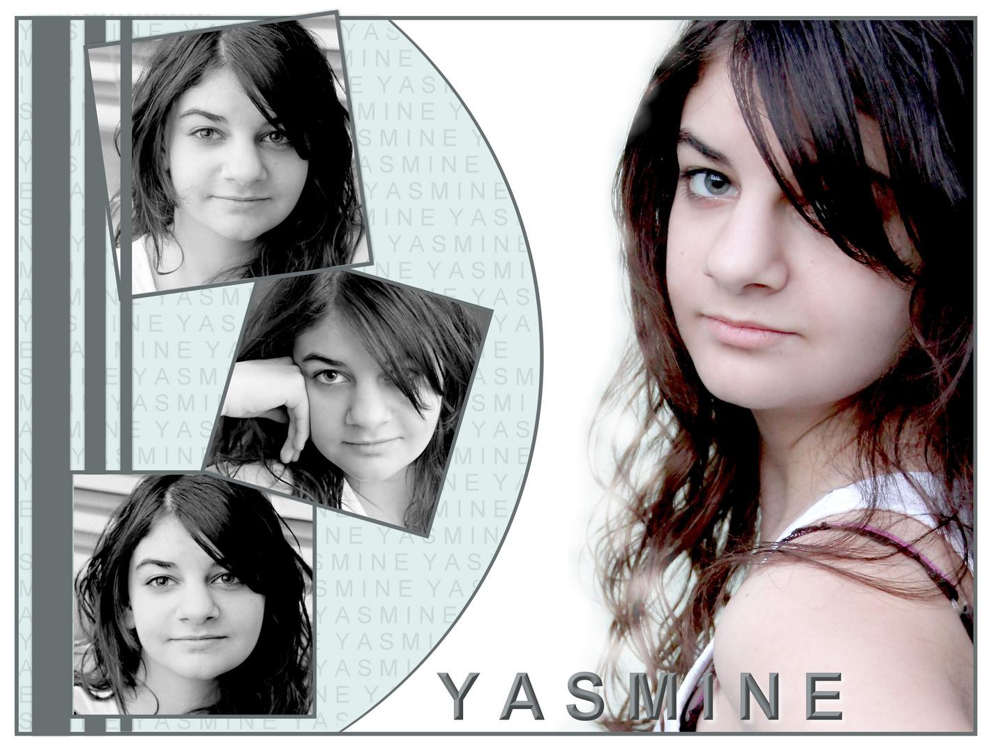 Eine Collage von meiner Tochter