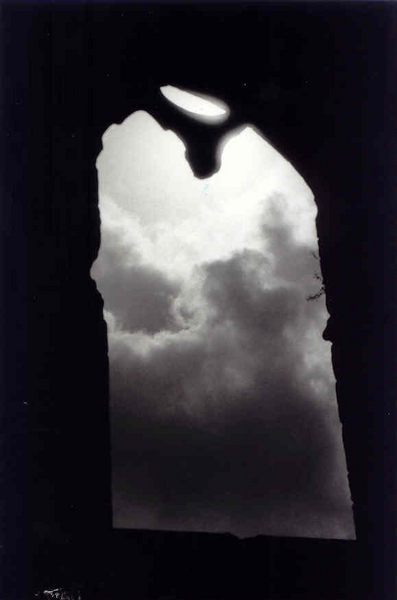 Eine der Border-Abbeys in Schottland