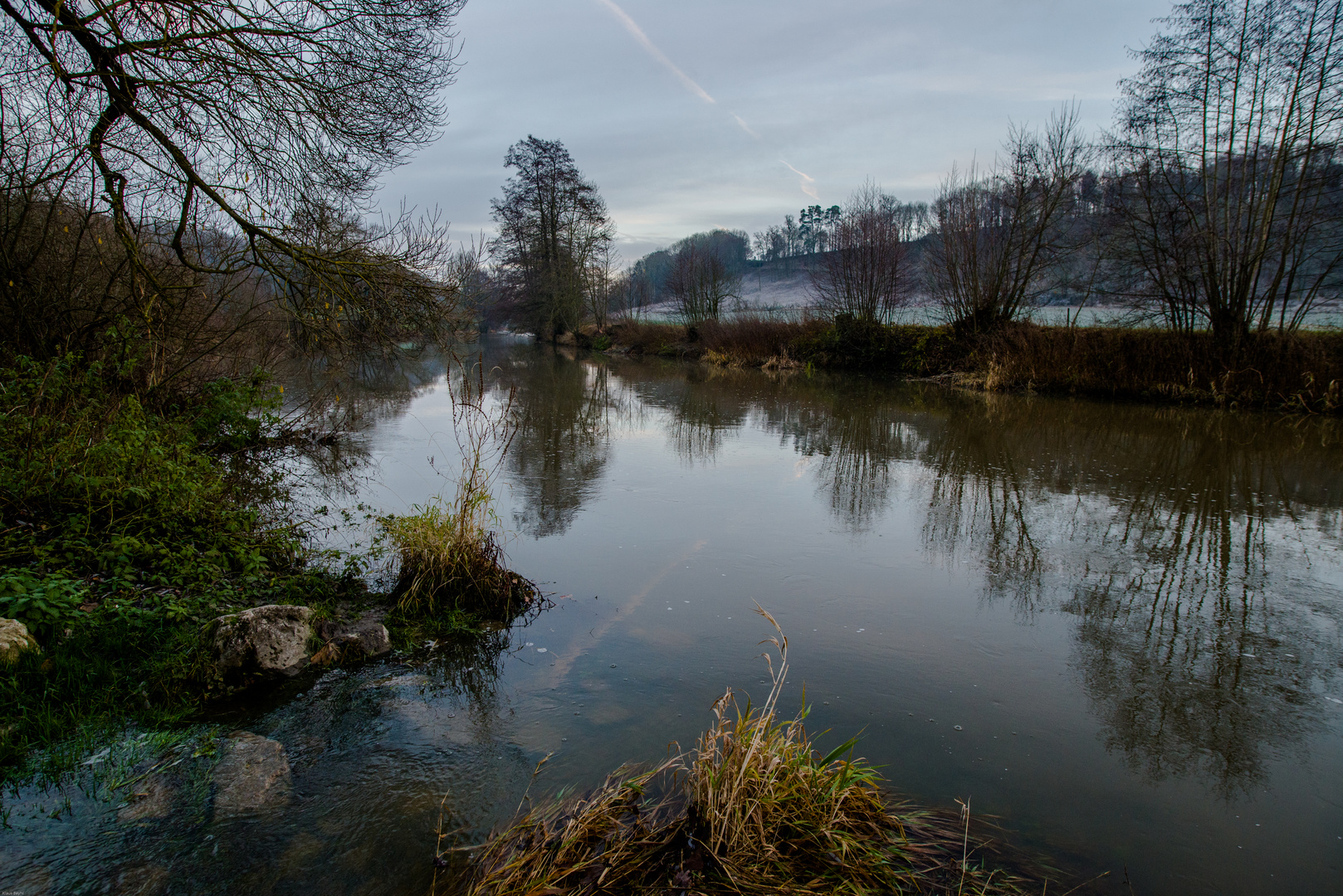 Eine der Brücken am Fluss...http://vimeo.com/29861968