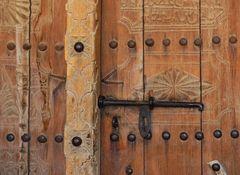 Eine der schönsten Türen