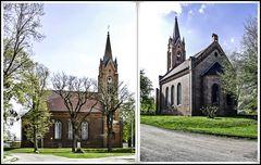 Eine Dorfkirche