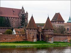Eine eindrucksvolle Burganlage