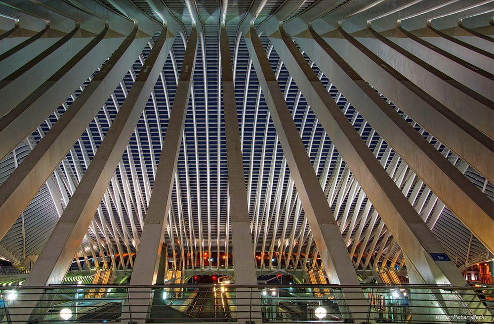 Eine einmalige Dachkonstruktion