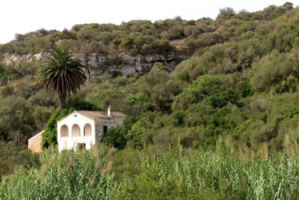 Eine Farm auf Menorca