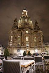 ...eine fast-Frühlingsnacht in Dresden