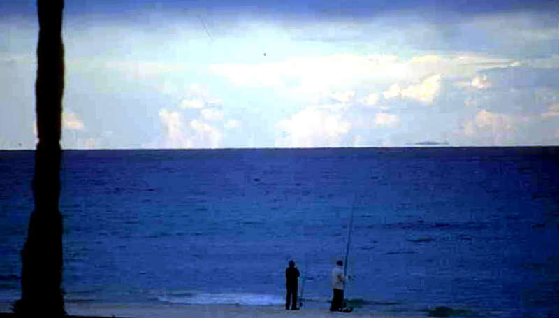 Eine Fata Morgana: Die Insel Pantelleria