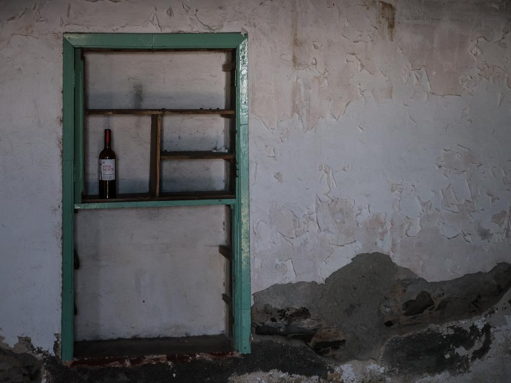 Eine Flasche Wein muss immer im Haus sein