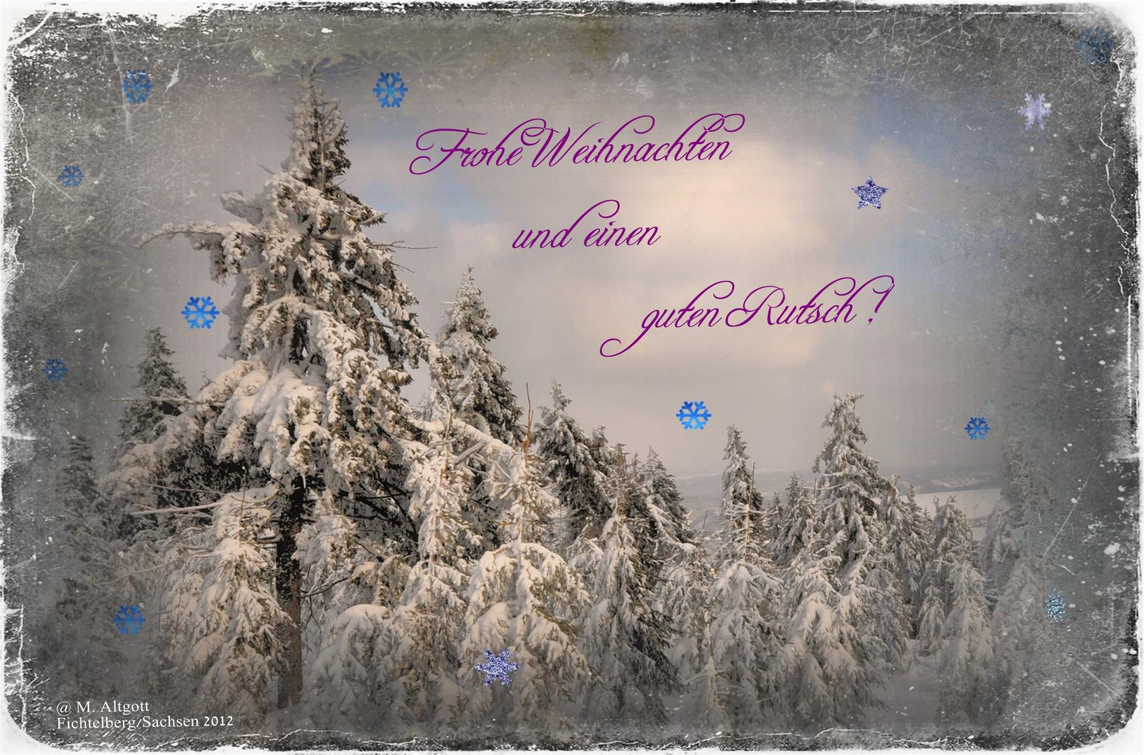 Frohe Weihnachten Und Gesundes Neues Jahr.Eine Frohe Weihnachten Und Ein Gesundes Neue Jahr 2017