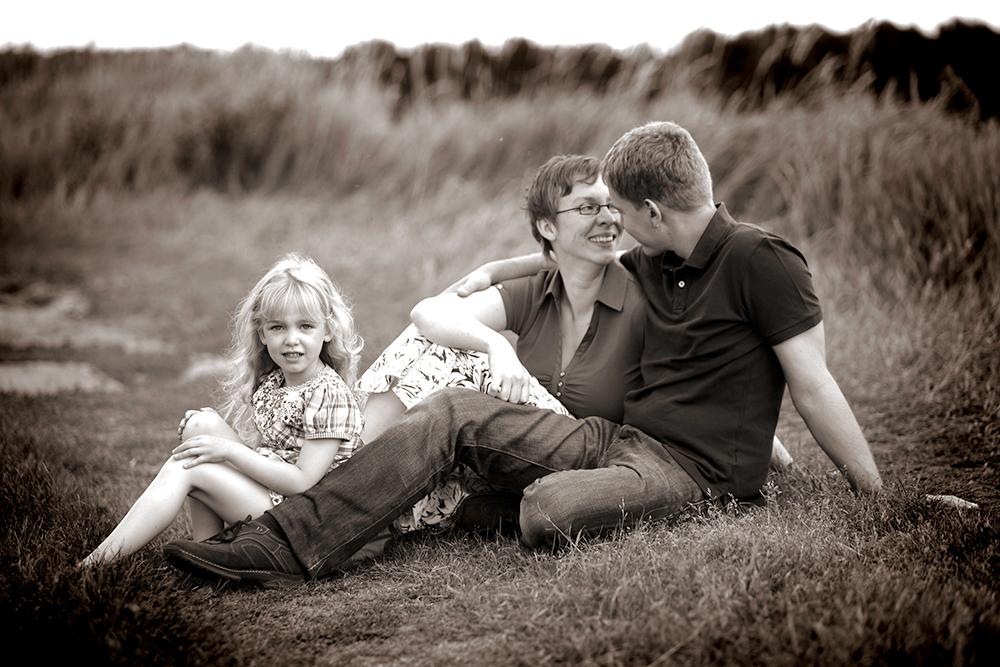 eine ganz nette familie