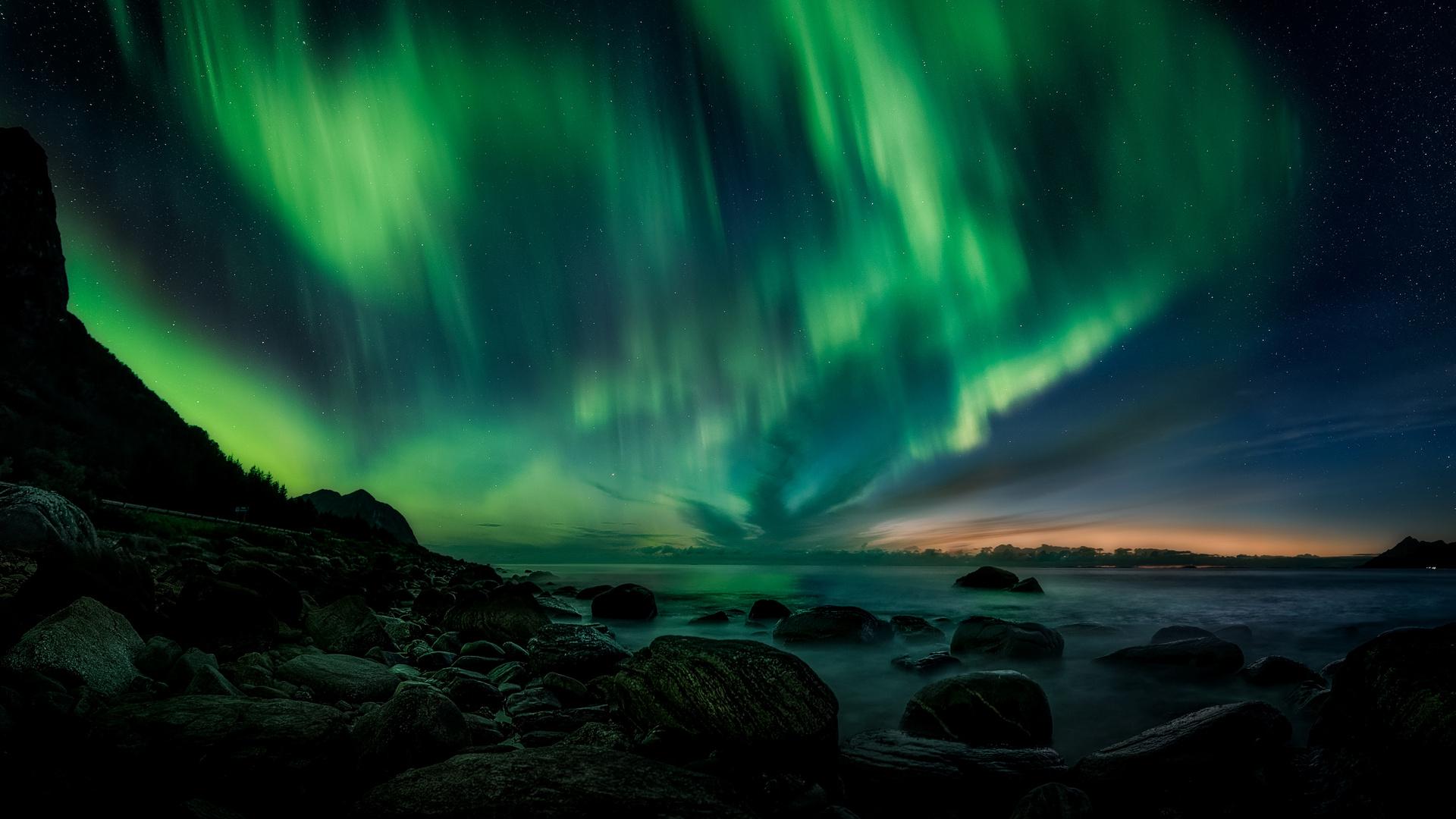 eine Geisterstunde am Nordmeer