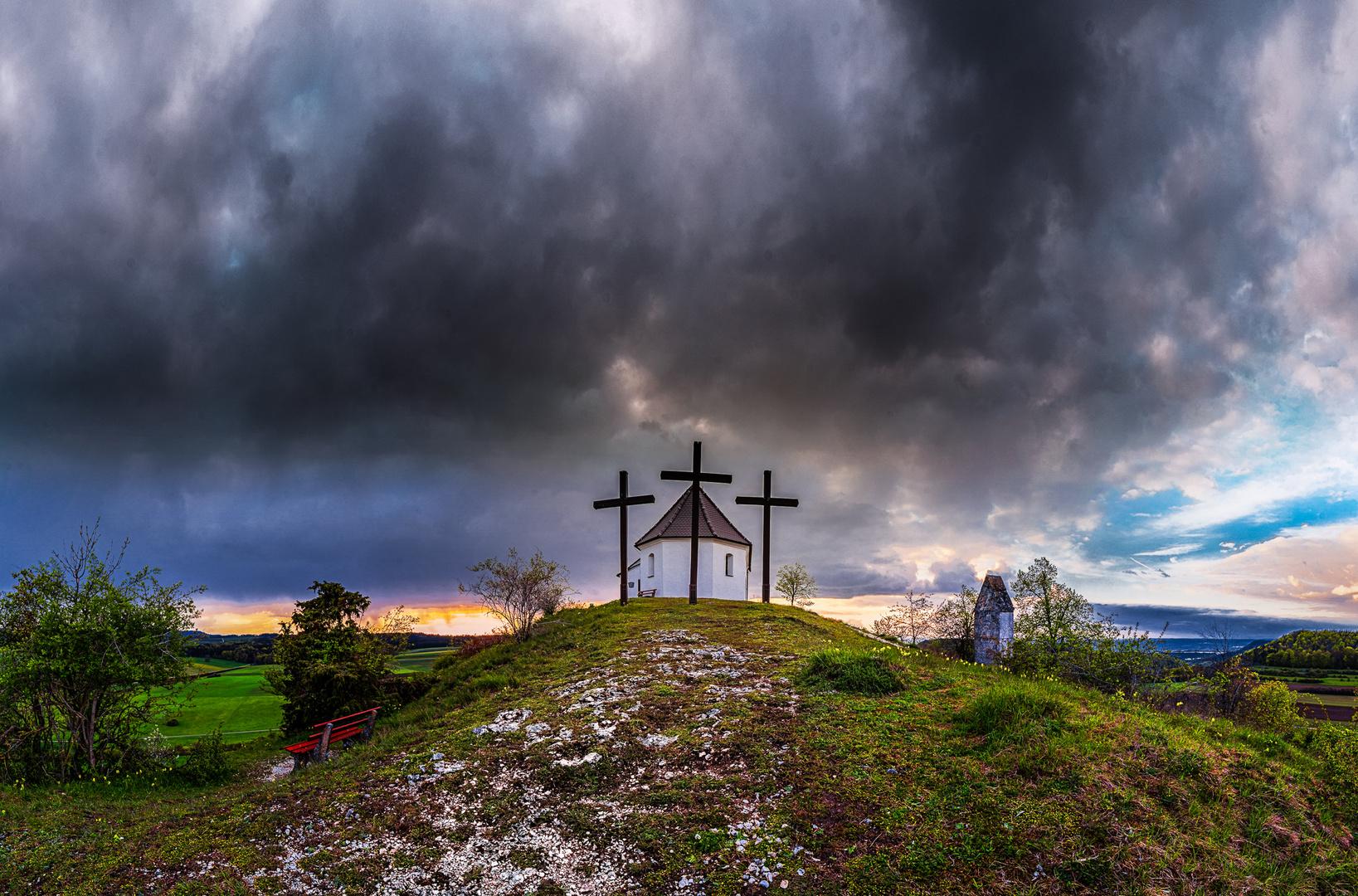 Eine Geistliche Kreuzworträtsel
