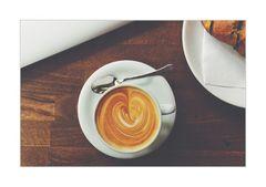 eine gute Tasse Kaffee...
