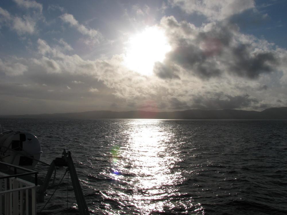 """Eine halbe Stunde Sonne in Schottland: """"Oh what a lovely day"""""""