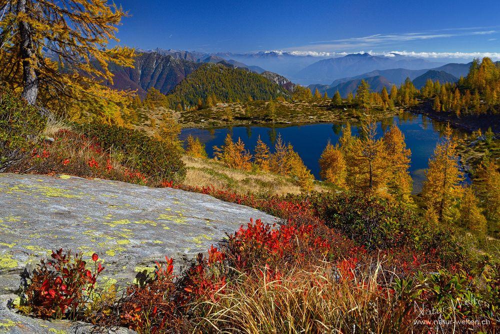 Eine Herbstwoche im Tessin