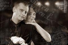 eine Hochzeit im November