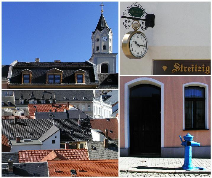 Eine idyllische Kleinstadt