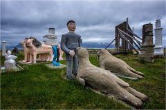 Eine isländische Geschichte....