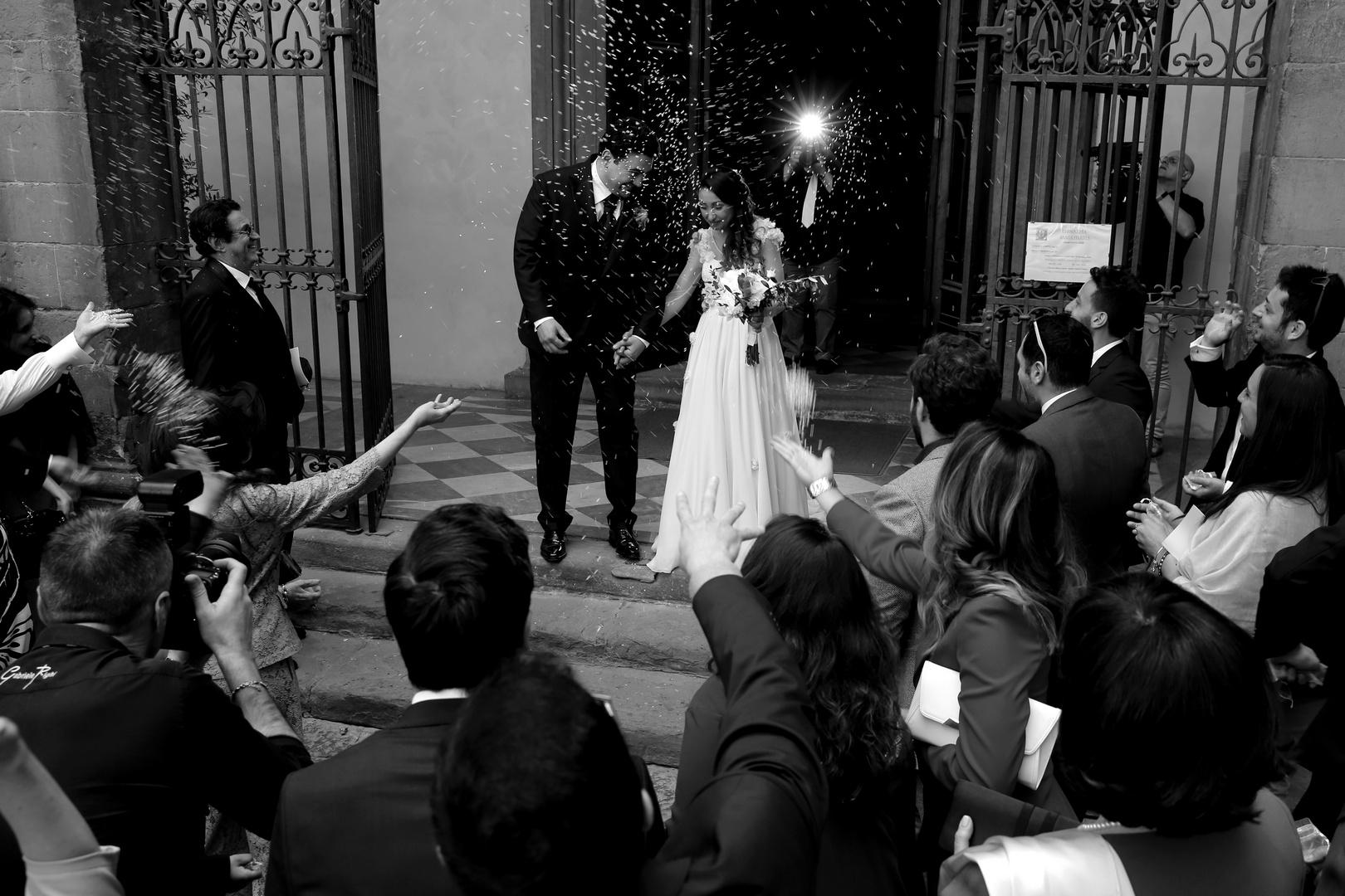 Eine italienische Hochzeit