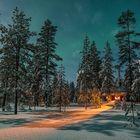 Eine kalte, gemütliche Nacht - Cold cozy night
