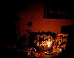 °°° Eine Kerze zum 30. Geburtstag, den es so nicht mehr gibt °°°
