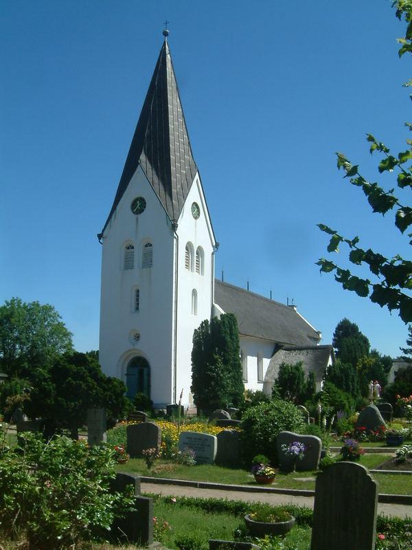 Eine Kirche wie aus dem Bilderbuch