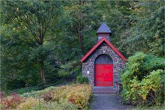 eine kleine Kapelle
