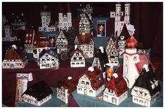 Eine Kleinstadt im Advent