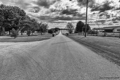 Eine Landstraße in Kentucky...