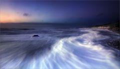 Eine Meeresimpression