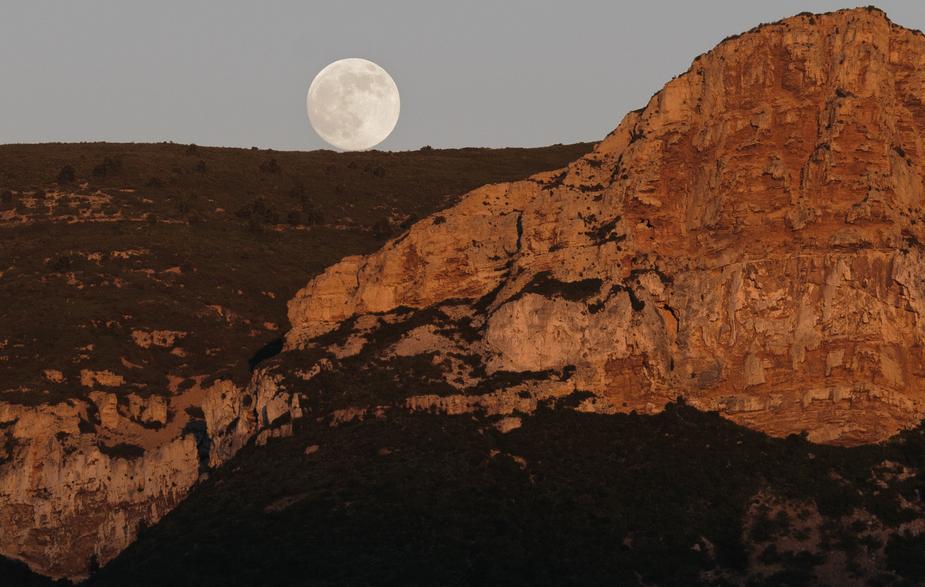 eine Mondgeschichte