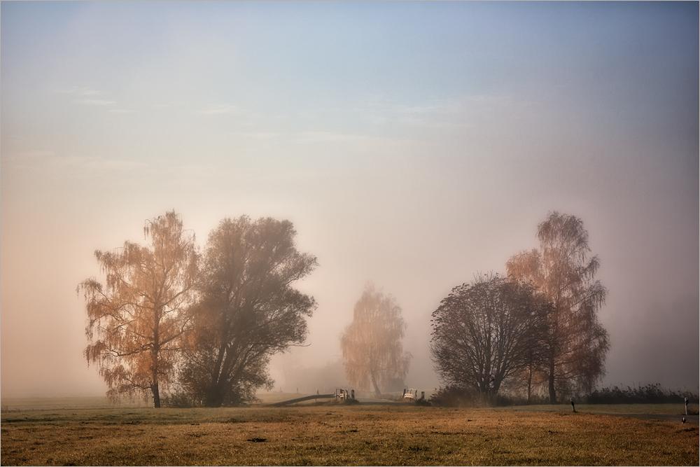 Eine morgendliche Herbstimpression