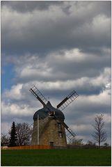 Eine Mühle ...