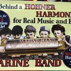 eine Mundharmonika für 50cent.....