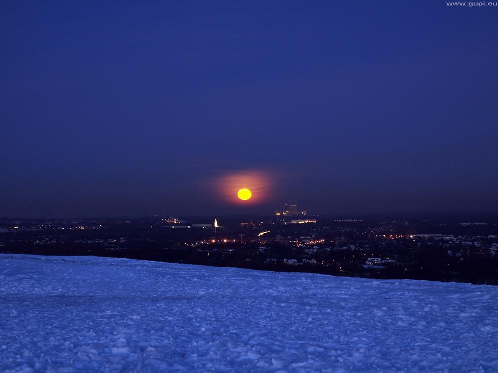 Eine Nacht auf dem kahlen Berge