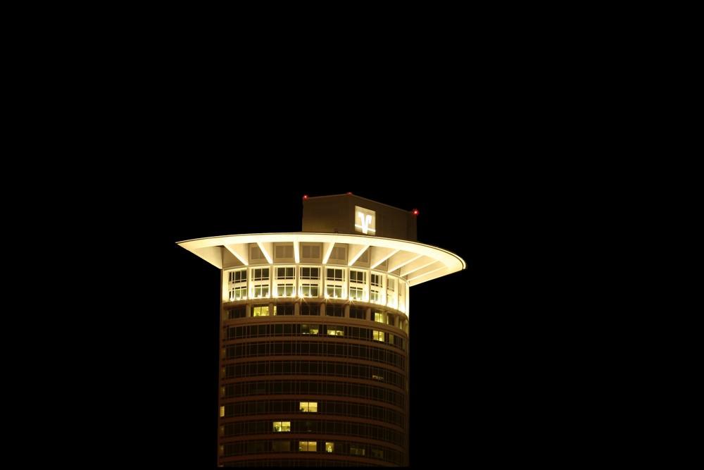 Eine Nacht in Frankfurt