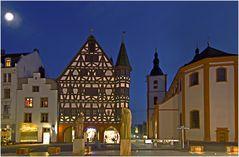 Eine Nacht in Fulda