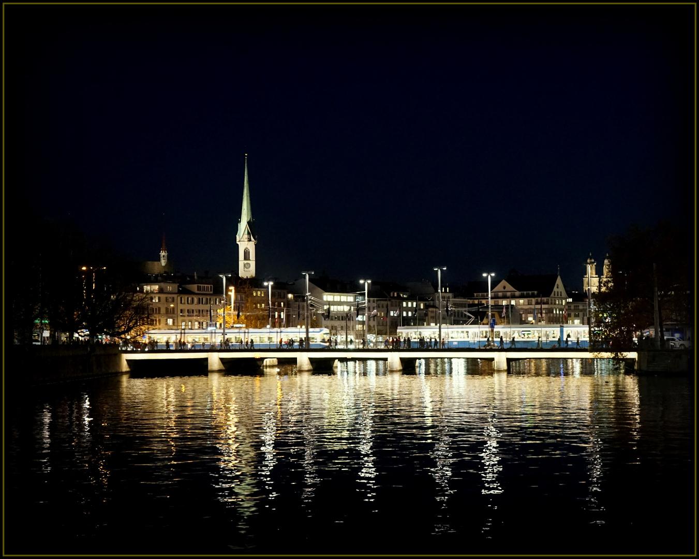 Eine Nacht in Zürich