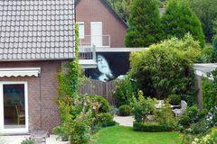 Eine neugierige Nachbarin?