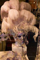 Eine orginale Maske